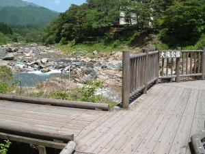 大滝公園|大滝河川遊歩道