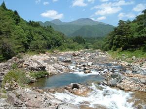 大滝公園からの眺め|大滝河川遊歩道