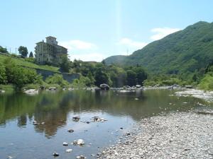 鬼怒川オートキャンプ場周辺|大滝河川遊歩道