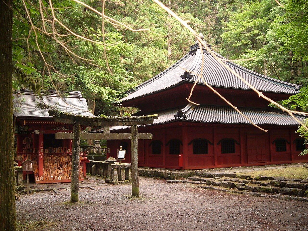 滝尾古道|開山堂