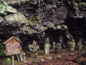 滝尾古道|仏岩