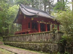 滝尾古道|滝尾神社 本殿