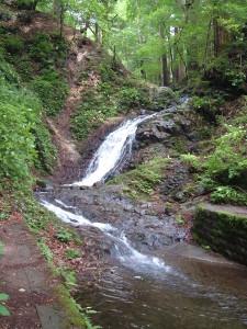 滝尾古道|白糸の滝